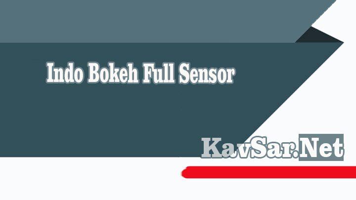 Indo Bokeh Full Sensor