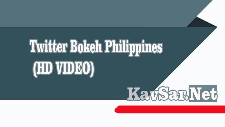 Twitter Bokeh Philippines