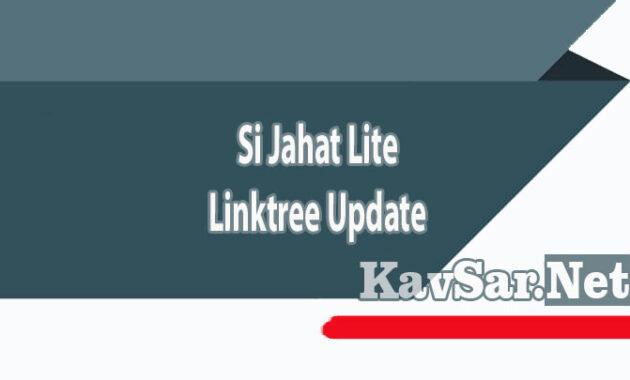 Si Jahat Lite Linktree Update