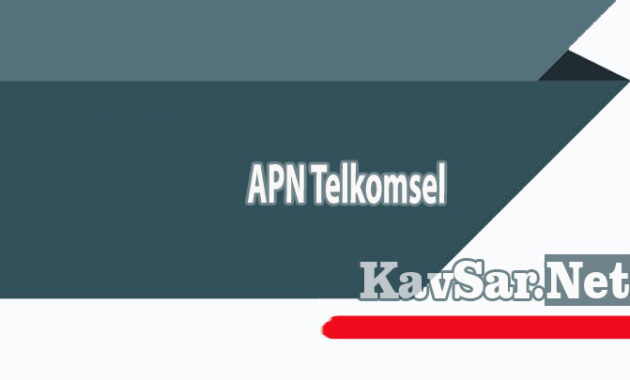 APN Telkomsel